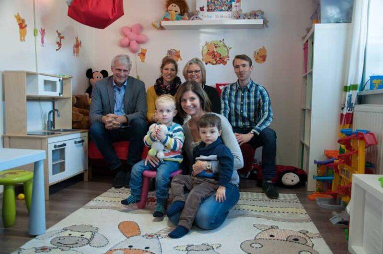 Schleswig: Neue Qualifizierung zur Kindertagespflegeperson ab Februar