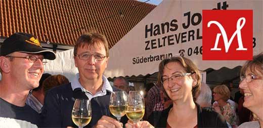 Wein und Kultur, nette Gäste, 500 Preise