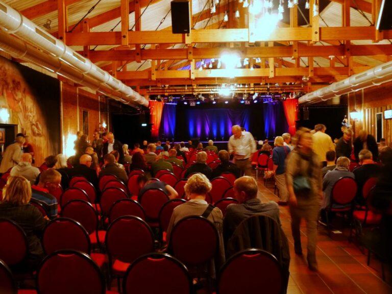 Ganz feines Theater – Die Heimat in Schleswig