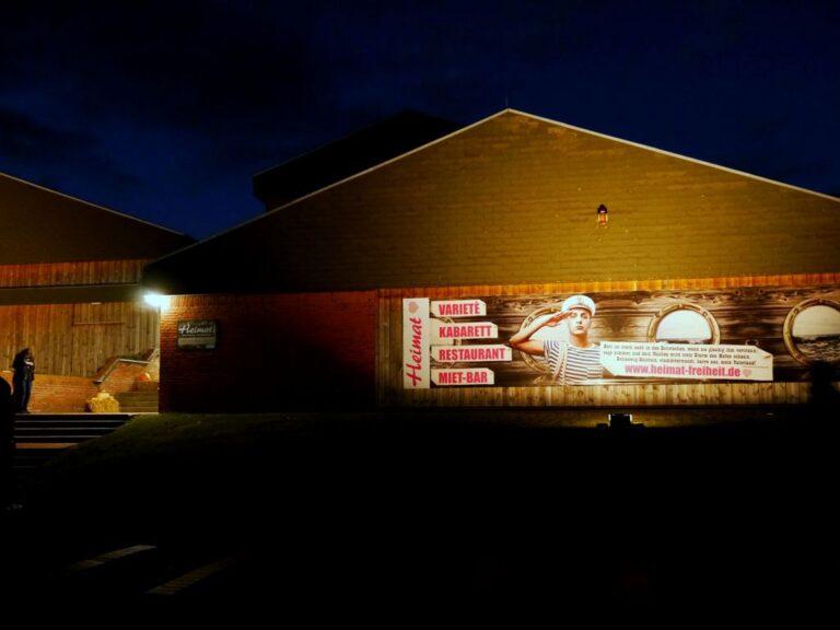 Kulturhaus Auf der Freiheit in Schleswig nimmt Konturen an