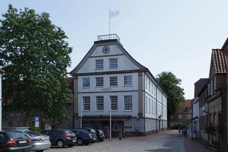 Rathaus Schleswig weiterhin nur mit Terminvereinbarung zu erreichen