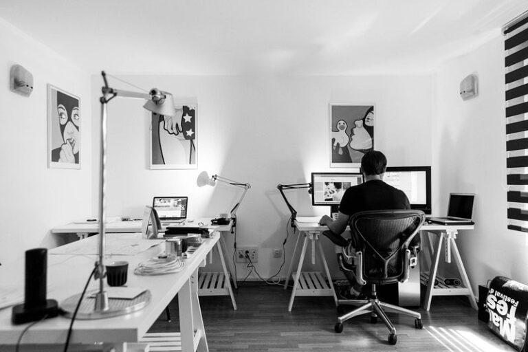 Wie Sie ihr Home Office optimieren können